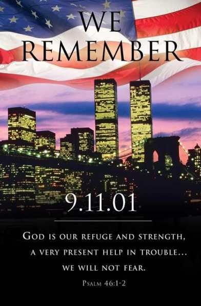 September 11 Quote Inspired4business